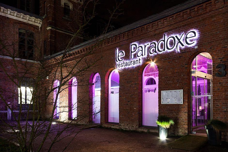 Restaurant Le Paradoxe - Tom Le Magicien