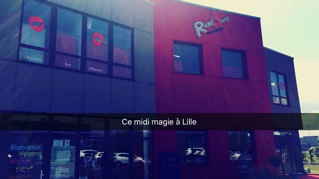 Rumours - Tom Le Magicien