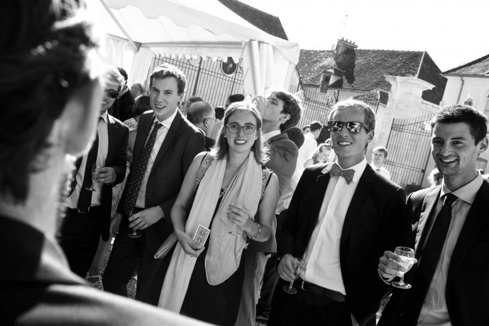 tom le magicien mariage vin d'honneur