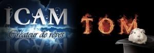 Tom le Magicien - Gala Icam