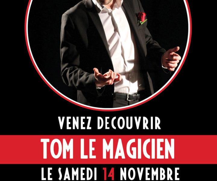 Tom Le Magicien - Bar Lens