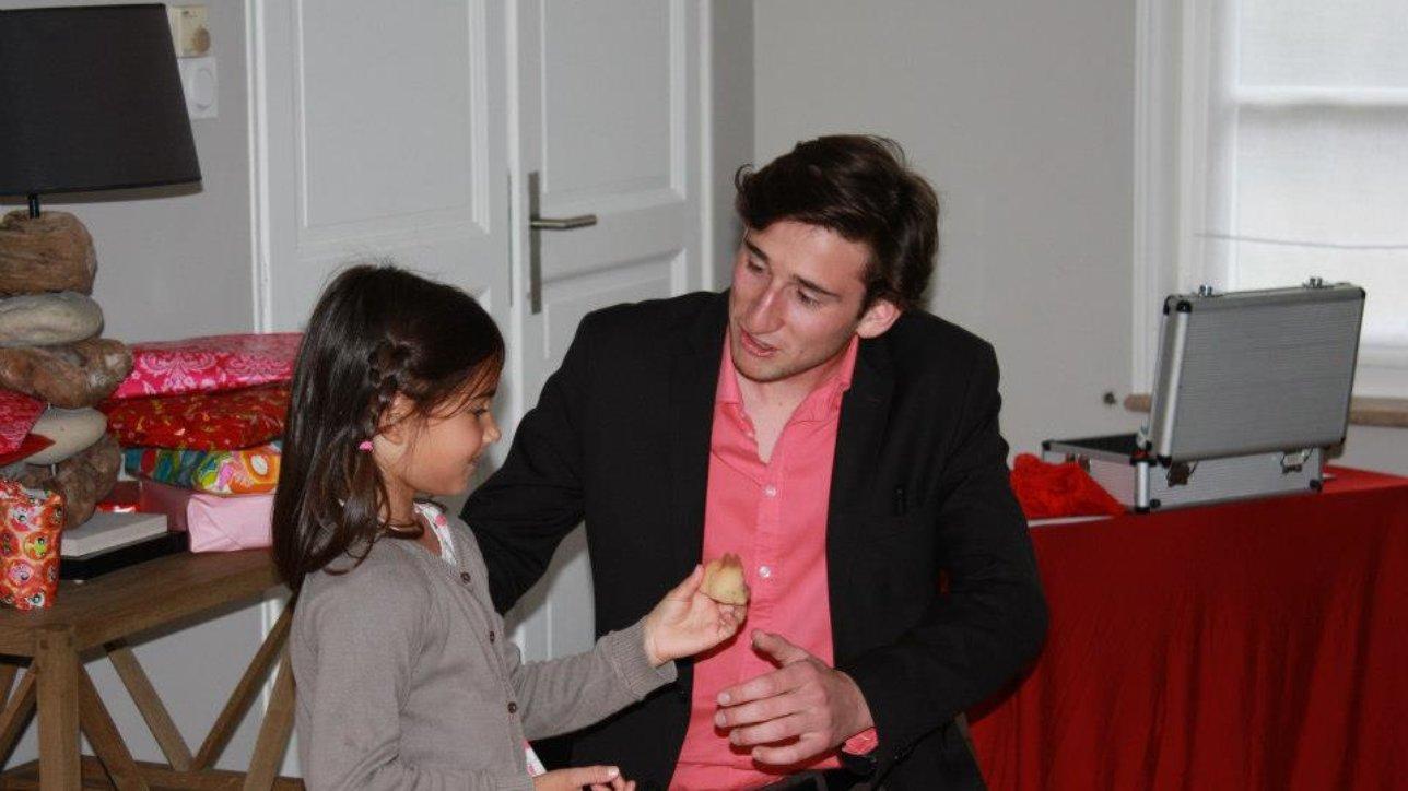 Tom Le Magicien - Enfants