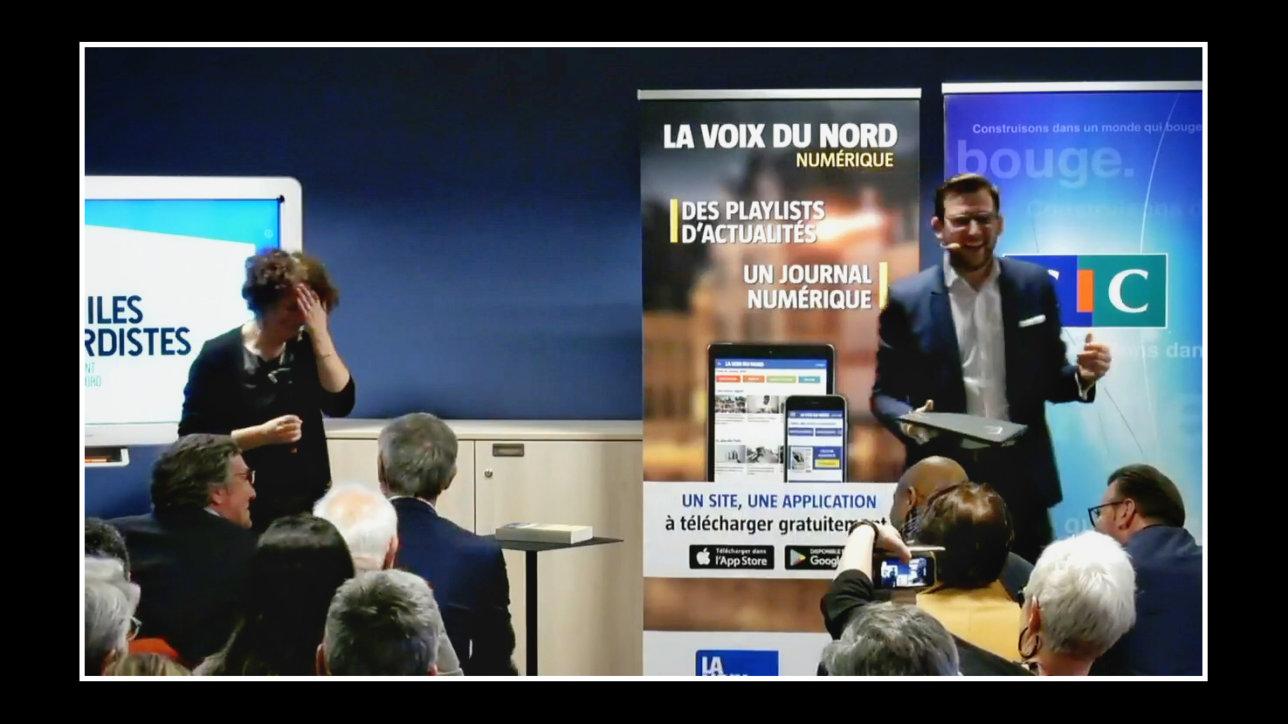 Mentalisme - Voix du Nord Lille