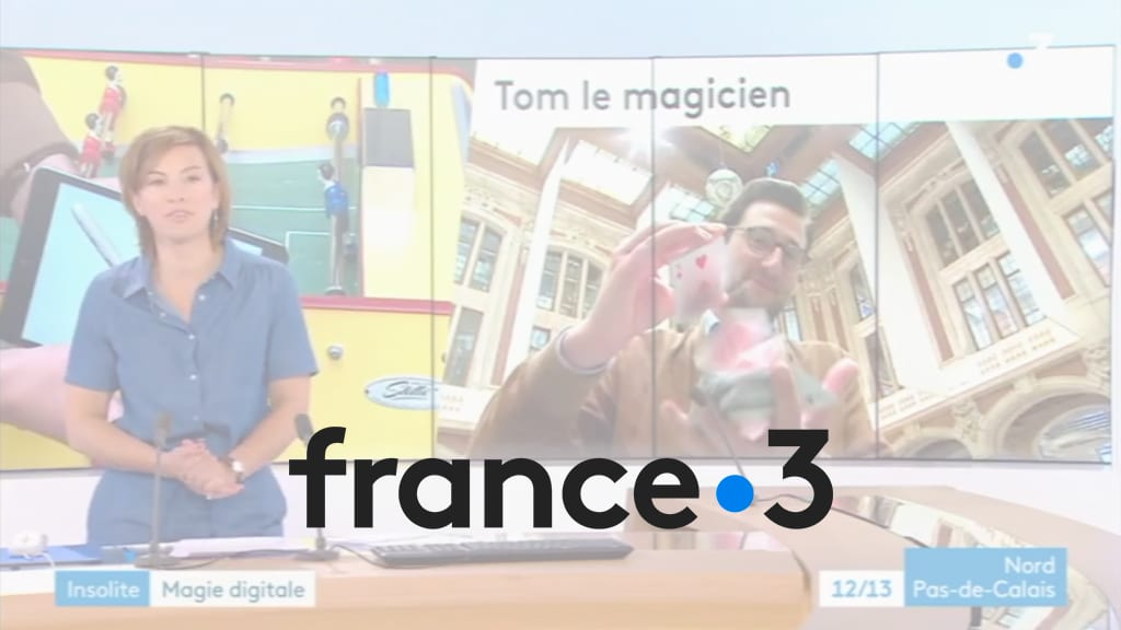 France 3 - Tom Le Magicien