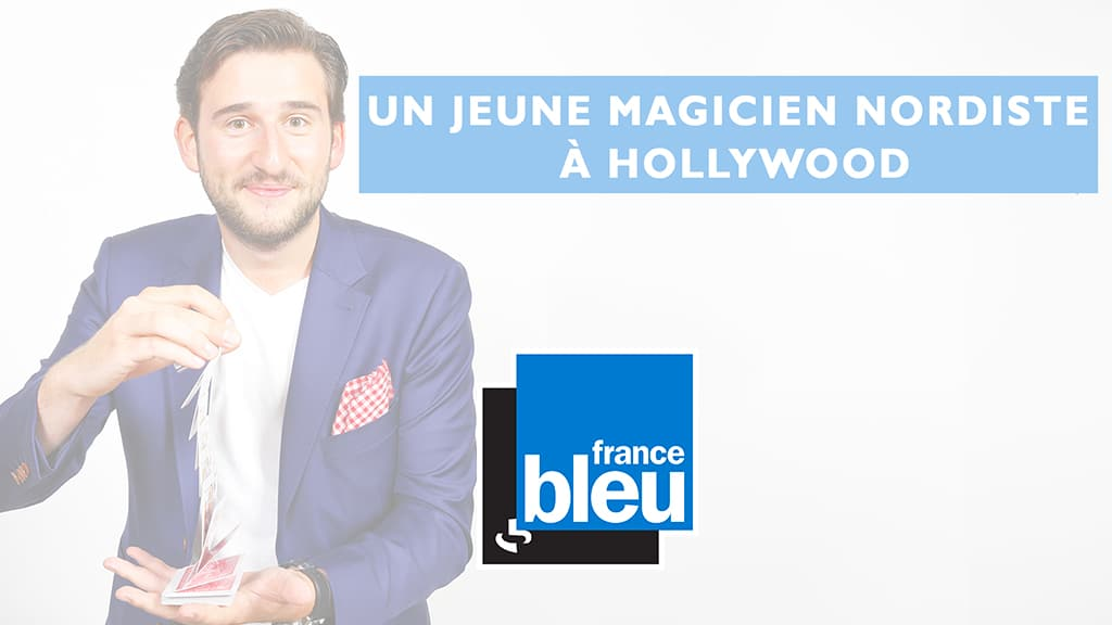 France Bleu Tom Le Magicien