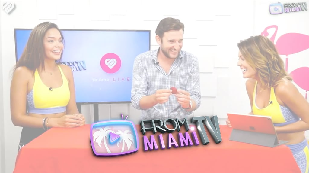 From Miami TV - Magician