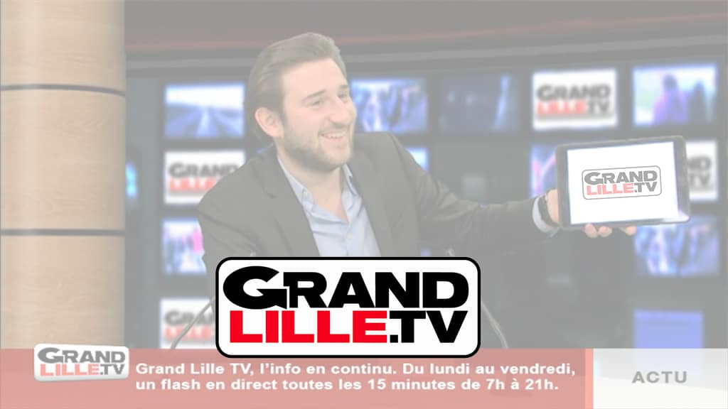 Grand Lille TV - Magicien iPad
