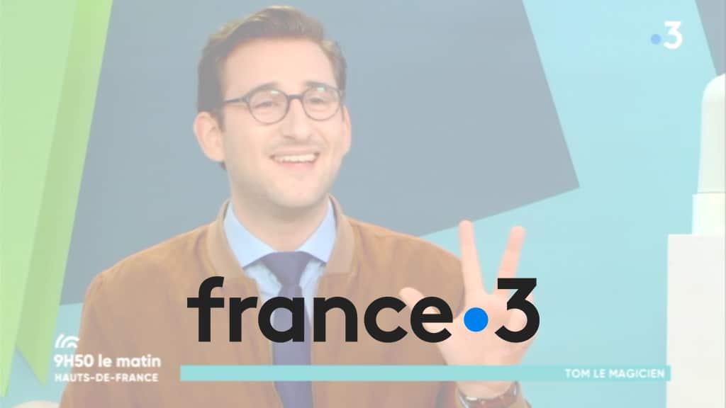 Magicien France 3