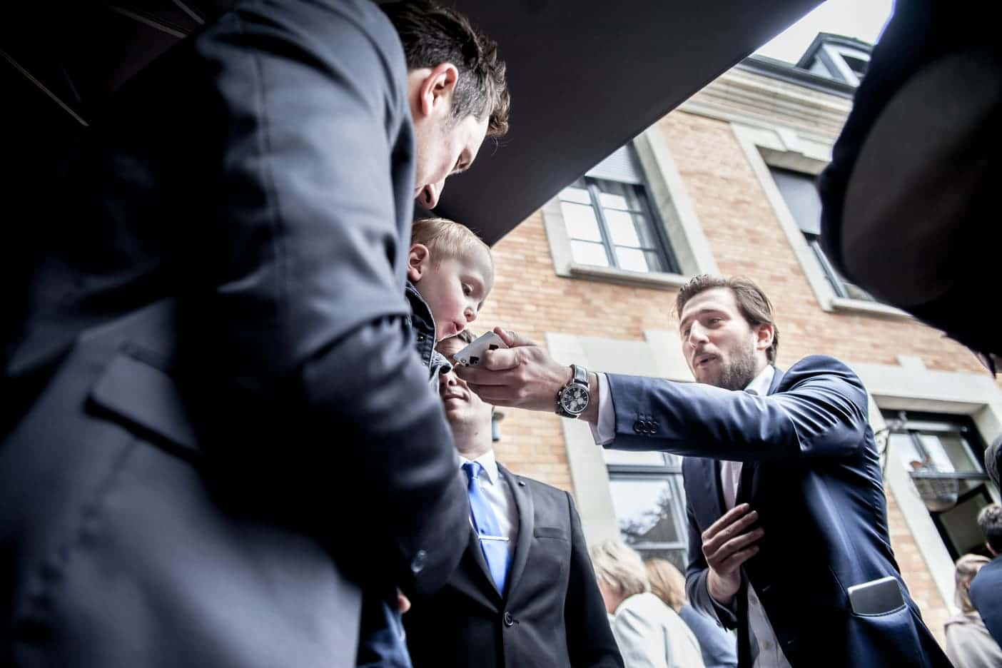 Mentaliste mariage et magicien mariage à Lille