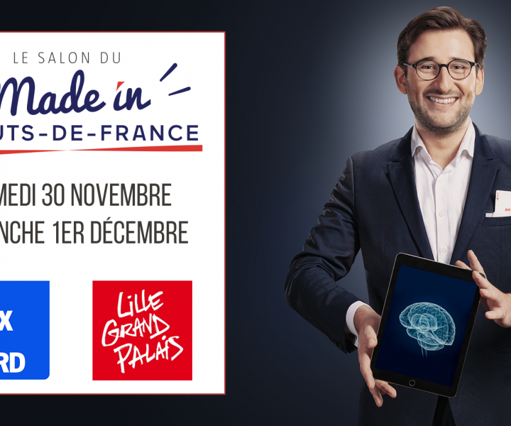 Magicien Lille - Salon Made in Haut de France